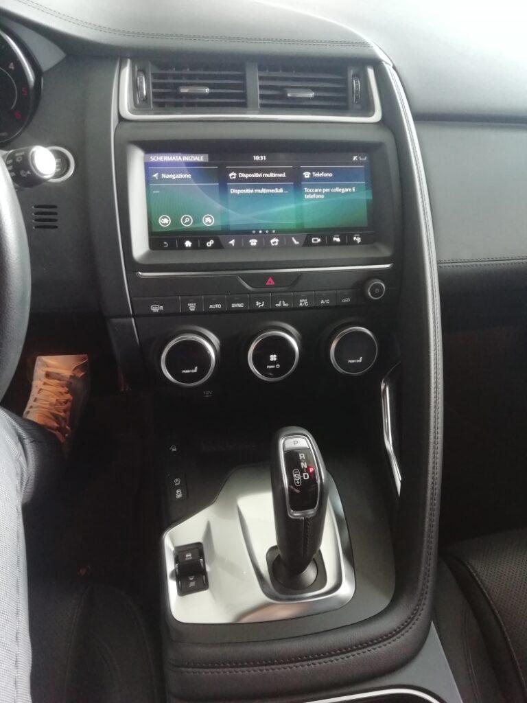 jaguar e-pace 2.0 d awd